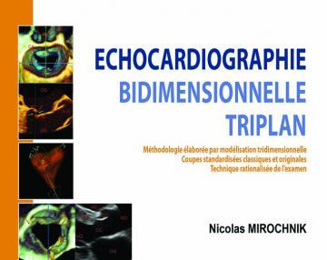 Echocardiographie bidimensionnelle triplan
